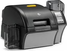 <b>Zebra ZXP</b> Series 9 USB/Ethernet Dual-Sided Retransfert Card Printer