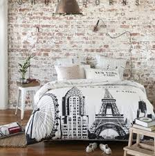 Shabby Chic Bedroom Wall Colors : Modern bedroom designs with exposed brick walls rilane