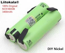 <b>liitokala new</b> original 18650 <b>NCR18650B</b> Rechargeable Li-ion ...