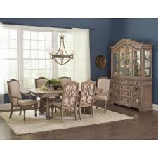 Ilana Traditional Rectangular Formal <b>Five</b>-<b>Piece Dining</b> Table Set ...