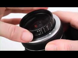 Как снять оптический модуль <b>Lensbaby Sweet 35</b> - YouTube