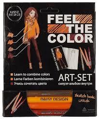 <b>Daisy Design</b> Арт-Сет Feel The Color. Autumn Mix — купить по ...