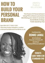 business workshop how to build your personal brand th  business workshop how to build your personal brand 6th 2017