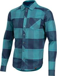 Pearl <b>Izumi Men's</b> Rove Long Sleeve Shirt - Gannett Peak Sports