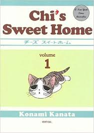 <b>Chi's Sweet</b> Home: Volume 1: Amazon.co.uk: Kanata Konami ...