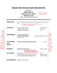 resume college student little  seangarrette cohigh school student resume examples first job resume template fouceps college gallery  x   resume college