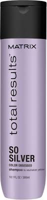 <b>Matrix Total Results So</b> Silver Shampoo for Blonde and Silver Hair ...