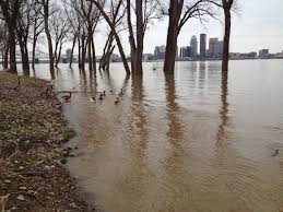 Image result for downtown louisville flooding