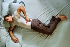 Những triệu chứng đau biểu hiện nhiều khi ngủ