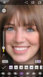 photo face makeup screenshot imagenes