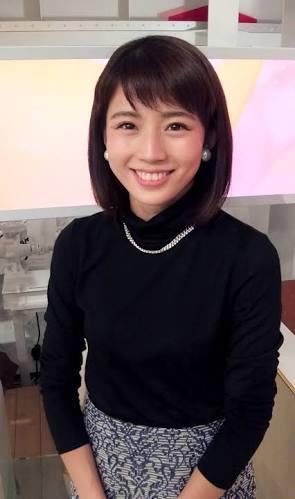 笑顔の田中萌