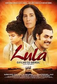 Resultado de imagem para lula, o filho do brasil poster