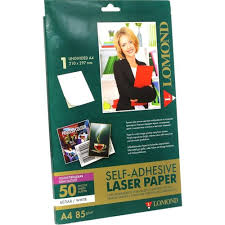 Бумага <b>самоклеящаяся Lomond</b> 2600052 — купить, цена и ...