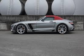 <b>Mercedes Benz SLS AMG</b> - FAB Design
