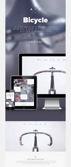 60 psd website templates premium templates bicycle psd
