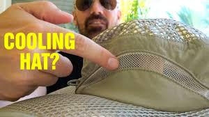 Arctic <b>Hat</b> Review: Does This <b>Cooling Hat</b> Work? - YouTube