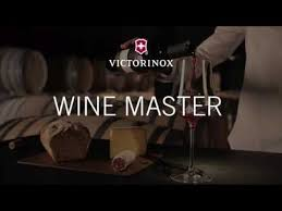 Victorinox WineMaster - YouTube