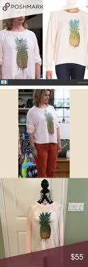 WildFox <b>Pink Pineapple</b> Sweatshirt NWOT Brand new never worn ...
