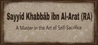 Image result for history khabbab bin arat