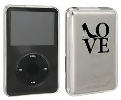 For Apple iPod Classic Hard Case Cover 80 120 160gb <b>Love</b> High ...