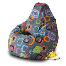 <b>Кресло</b>-<b>мешок</b> Pazitif <b>Груша Пазитифчик Мумбо</b> 03, размер XL ...