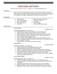 security guard customer service resume security resume template security officer resume tips templates happytom co security resume template security officer resume tips templates happytom co