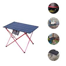 Camping <b>Table Outdoor Foldable</b> Assembly DIY Picnic Desks ...