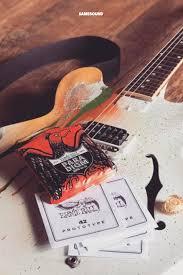 Лучшие <b>струны</b> для электрогитары: модели на все случаи жизни