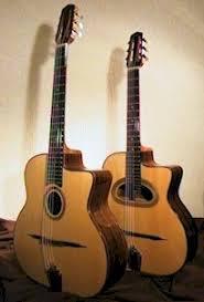 <b>Maccaferri D</b>-<b>hole</b> — Guitar Plans