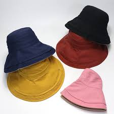 feitong Bucket Hats Toddler Baby <b>Kids Girls</b> Two Sided Candy <b>Solid</b> ...