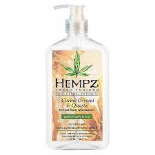 Hempz Citrine Crystal & Quartz <b>Молочко</b> для тела <b>увлажняющее</b> с ...