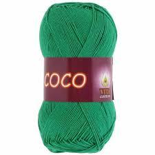 <b>Пряжа Vita</b> «<b>Coco</b>» - купить, цены на пряжу Вита «Коко» в ...