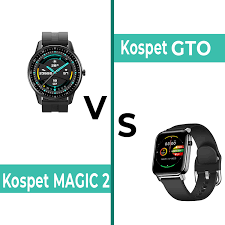 Kospet MAGIC 2 vs <b>Kospet GTO smartwatch</b>