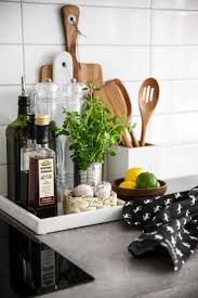Kitchen Countertop Decor 17 Best Ideas About Organizing Kitchen Counters On Pinterest