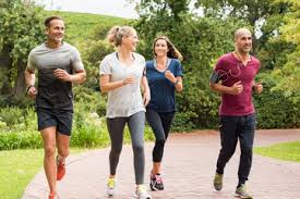 [Isabel Rangel Baron]: Benefits of jogging