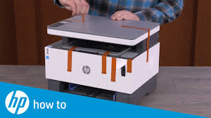 How to Unbox and Set Up the <b>HP Neverstop Laser</b> 1000, <b>MFP</b> 1200 ...