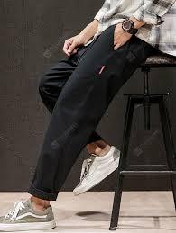 Men Pants Black 5XL Jeans Sale, Price & Reviews  Gearbest Mobile