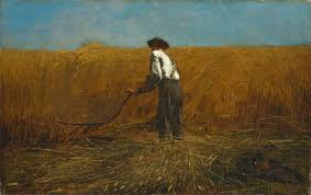 the veteran in a new field winslow homer work of the veteran in a new field