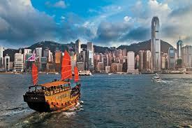 Гонконг - <b>там, где живут драконы</b>