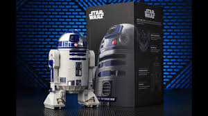 Обзор робота <b>Sphero</b> StarWars R2-D2 [12+] - YouTube