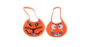 Toyvian <b>Halloween</b> Tote Bag <b>Halloween</b> Pumpkin Bags <b>2Pcs Party</b> ...
