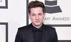 charlie puth makes us swoon at grammys grammys charlie puth makes us swoon at grammys 2016 2016 grammys charlie puth just jared jr
