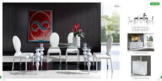 Modern Dining Room Set Gallery Of Modern Dining Room Table Chairs Sets Decor With White