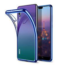 <b>Luxury Shockproof Protective</b> Shell Slim Clear Silicone TPU Phone ...