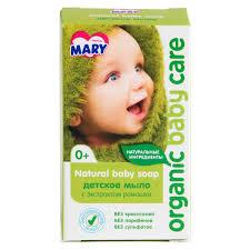 <b>Мыло</b> Mary С <b>экстрактом</b> ромашки <b>Organic</b> Baby Care, с ...