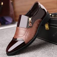 Business Shoes <b>Men</b> Work Shoes Wedding Shoes British Youth ...