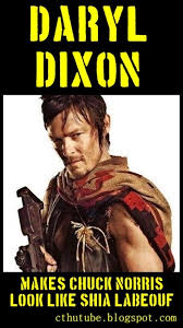 Cthutube: Cthutube Meme Of The Day: The Walking Dead: Daryl Dixon ... via Relatably.com