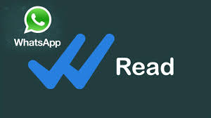 Image result for whatsapp read check mark image