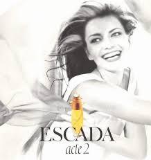 <b>Escada Acte 2</b> Fragrance 2007 (Escada) | Original supermodels ...