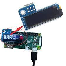 DIYmall PiOLED 0.91inch I2C 128X32 SSD1306 ... - Amazon.com